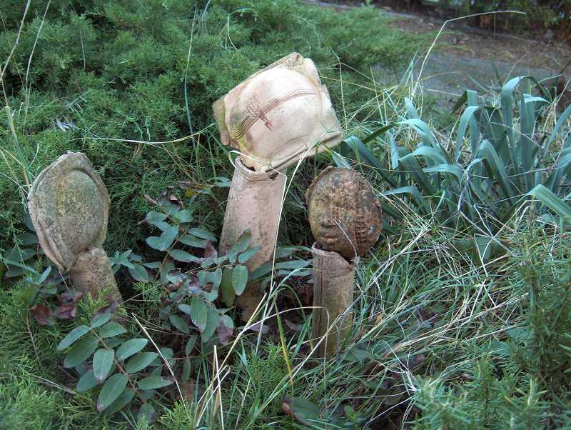 La poterie raku terre cuite fa ence fifre - Nain de jardin en terre cuite ...